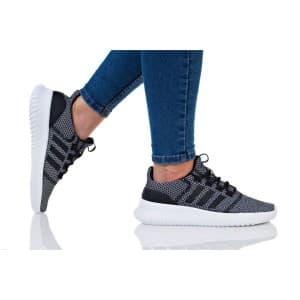 נעלי הליכה אדידס לנשים Adidas CLOUDFOAM ULTIMATE - אפור