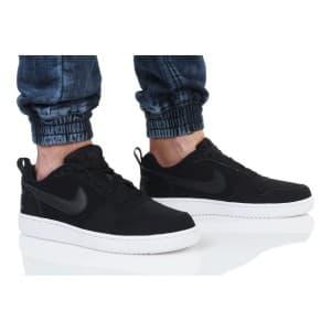 נעלי הליכה נייק לגברים Nike COURT BOROUGH LOW - שחור