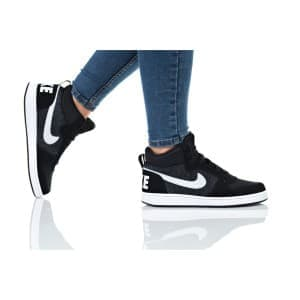 נעלי הליכה נייק לנשים Nike COURT BOROUGH MID - שחור