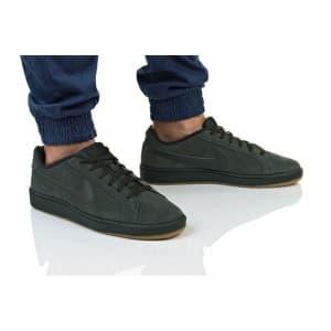 נעלי הליכה נייק לגברים Nike COURT ROYALE SUEDE - אפור כהה