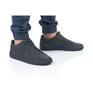 נעלי הליכה נייק לגברים Nike COURT ROYALE SUEDE - אפור