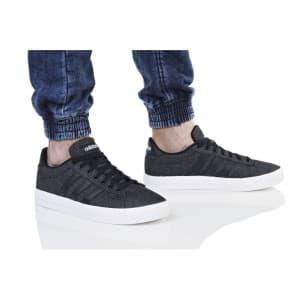 נעלי הליכה אדידס לגברים Adidas DAILY 2 - אפור כהה