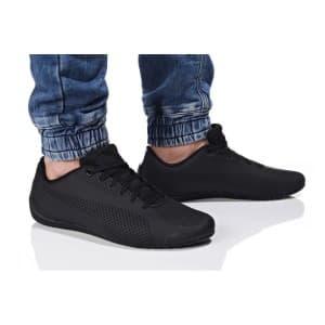 נעלי הליכה פומה לגברים PUMA DRIFT CAT ULTRA REFLECTIVE - שחור