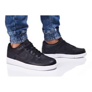 נעלי הליכה נייק לגברים Nike DUNK LOW - שחור