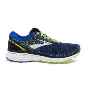 נעליים ברוקס לגברים Brooks Ghost 11 - כחול/צהוב
