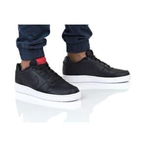 נעלי הליכה נייק לגברים Nike EBERNON LOW - שחור/אדום