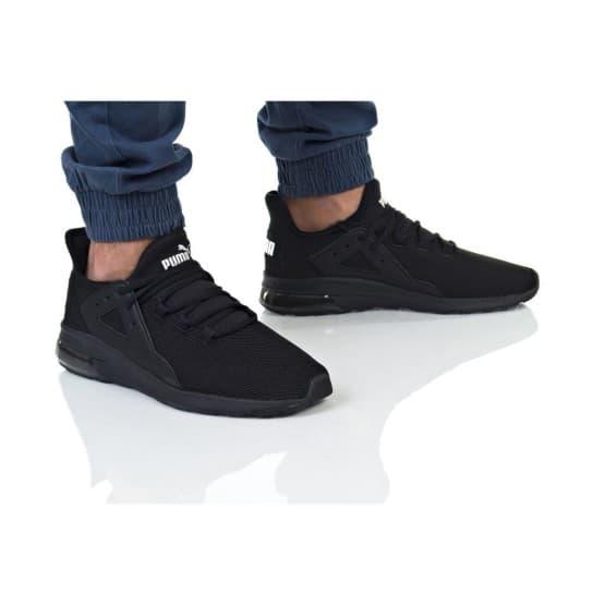 07572b1e8d19 נעלי הליכה פומה לגברים PUMA ELECTRON STREET - שחור