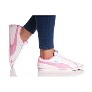 נעלי הליכה פומה לנשים PUMA ELSU V2 SL JR - לבן/ורוד