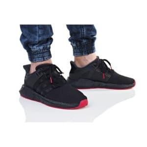 נעלי הליכה אדידס לגברים Adidas EQT SUPPORT 93_17 - שחור/אדום