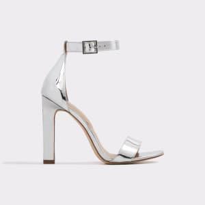 נעלי עקב גבוהות אלדו לנשים ALDO Figarro - כסף