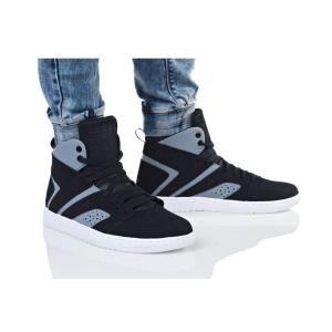 נעלי הליכה נייק לגברים Nike NIKE JORDAN FLIGHT LEGEND - שחור/אפור