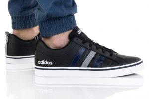 נעלי סניקרס אדידס לגברים Adidas VS PACE - שחור/אפור