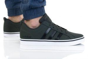 נעלי סניקרס אדידס לגברים Adidas VS PACE - ירוק כהה