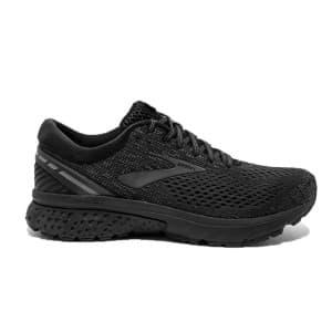 נעליים ברוקס לגברים Brooks Ghost 11 - שחור מלא