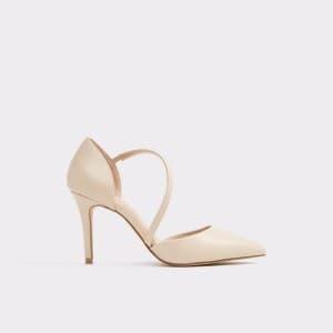 נעלי עקב גבוהות אלדו לנשים ALDO Gratia - בז'