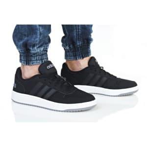נעלי הליכה אדידס לגברים Adidas HOOPS 2 - שחור