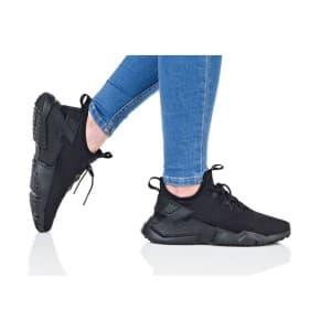 נעלי הליכה נייק לנשים Nike HUARACHE DRIFT - שחור