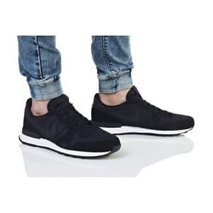 נעלי הליכה נייק לגברים Nike INTERNATIONALIST SE - שחור