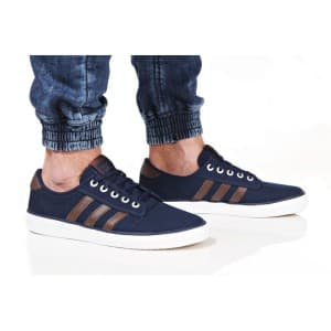נעלי הליכה Adidas Originals לגברים Adidas Originals KIEL - כחול כהה
