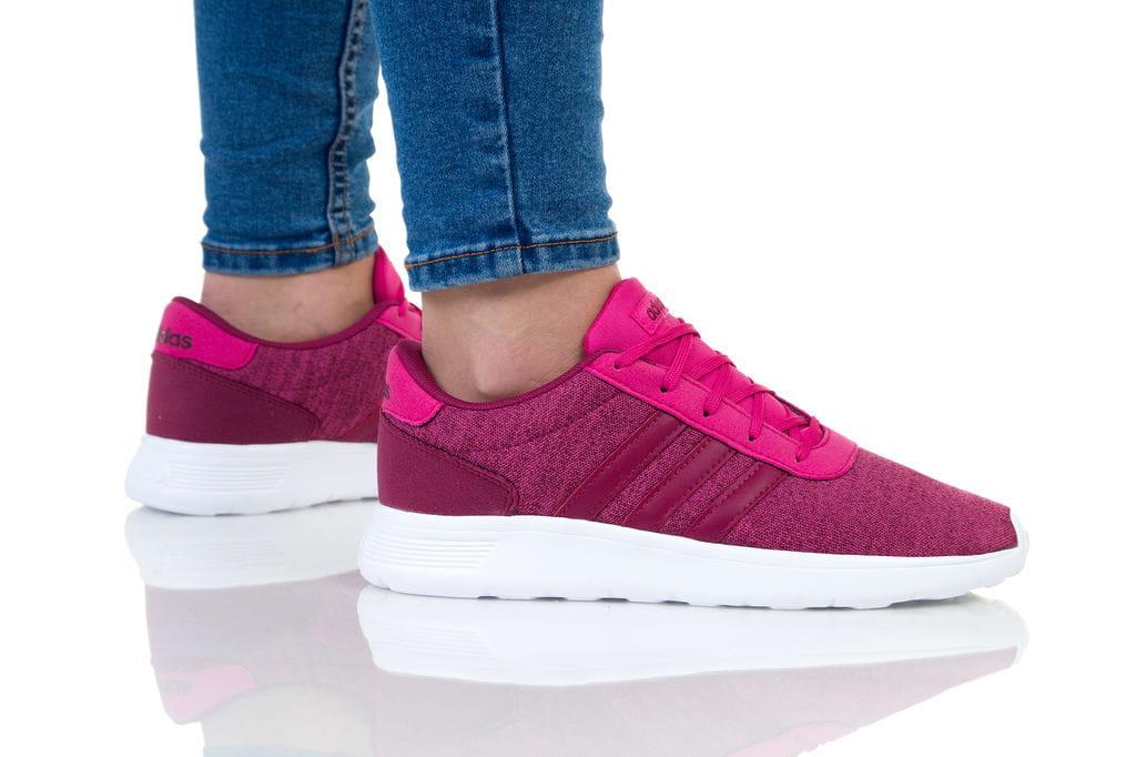 נעליים אדידס לנשים Adidas LITE RACER K - ורוד