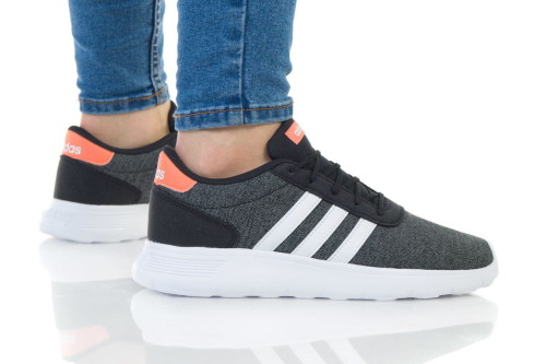 נעלי הליכה אדידס לנשים Adidas LITE RACER K - אפור/אדום