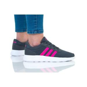 נעלי הליכה אדידס לנשים Adidas LITE RACER K - אפור/ורוד