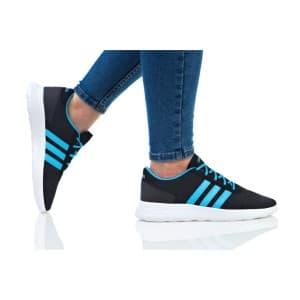נעלי הליכה אדידס לנשים Adidas LITE RACER K - שחור/תכלת