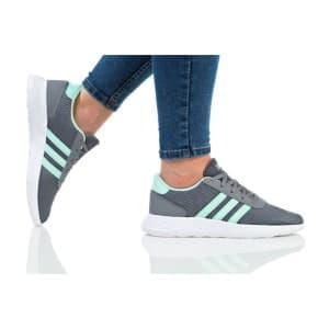 נעלי הליכה אדידס לנשים Adidas LITE RACER K - אפור/טורקיז
