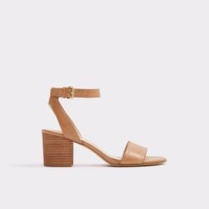 נעלי עקב גבוהות אלדו לנשים ALDO Lolla - חום