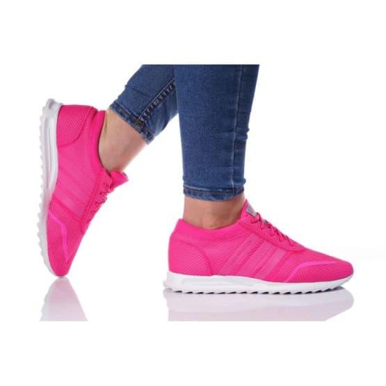 נעליים Adidas Originals לנשים Adidas Originals LOS ANGELES J - ורוד