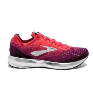 נעליים ברוקס לנשים Brooks 2 Levitate - כתום/סגול
