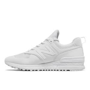 נעליים ניו באלאנס לגברים New Balance MS574 - לבן
