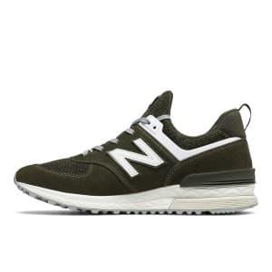 נעליים ניו באלאנס לגברים New Balance MS574 - ירוק