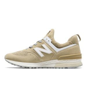 נעליים ניו באלאנס לגברים New Balance MS574 - בז'