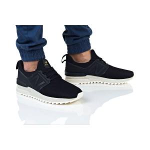 נעליים ניו באלאנס לגברים New Balance MS574 - שחור/אפור