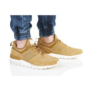 נעליים ניו באלאנס לגברים New Balance MS574 - חום