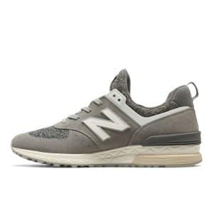 נעליים ניו באלאנס לגברים New Balance MS574 - אפור