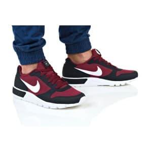 נעלי הליכה נייק לגברים Nike NIGHTGAZER LW SE - בורדו