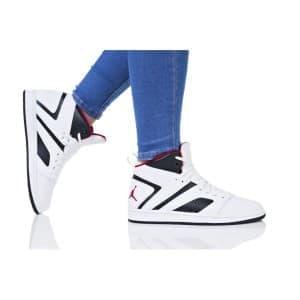 נעלי הליכה נייק לנשים Nike NIKE JORDAN FLIGHT LEGEND - לבן/שחור