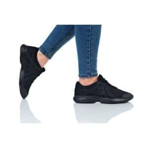 נעליים נייק לנשים Nike REVOLUTION 4 - שחור מלא