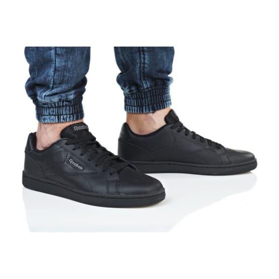 נעלי הליכה ריבוק לגברים Reebok ROYAL CMPLT CLN LX - שחור