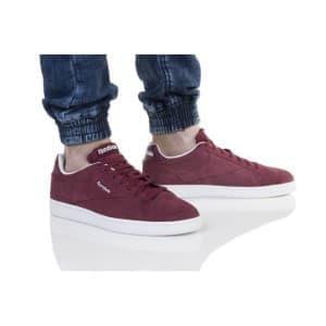 נעלי הליכה ריבוק לגברים Reebok ROYAL CMPLT CLN LX - בורדו