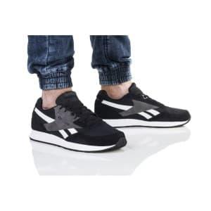 נעלי הליכה ריבוק לגברים Reebok ROYAL CONNECT - אפור/שחור