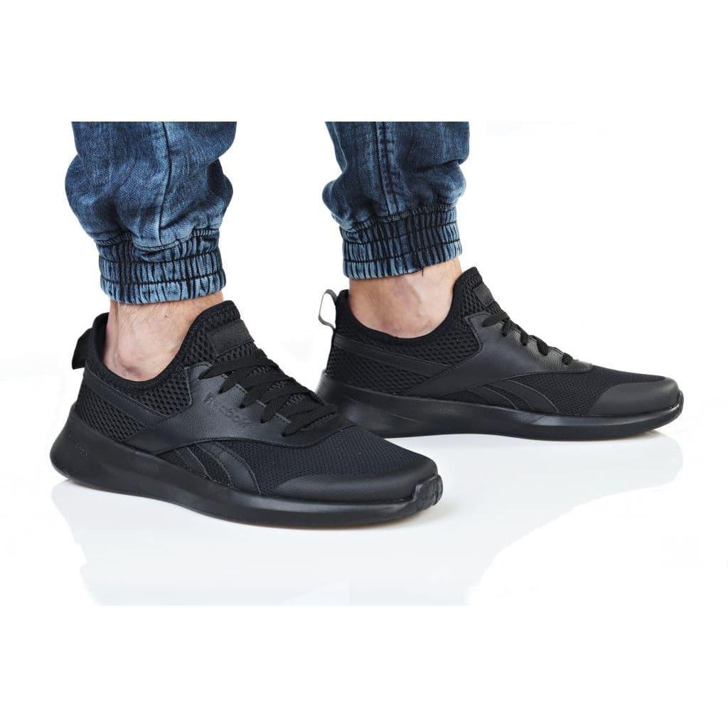 נעלי הליכה ריבוק לגברים Reebok ROYAL EC RIDE 2 - שחור ... 3043fe556