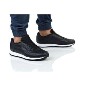 נעלי הליכה ריבוק לגברים Reebok ROYAL GLIDE LX - שחור/לבן