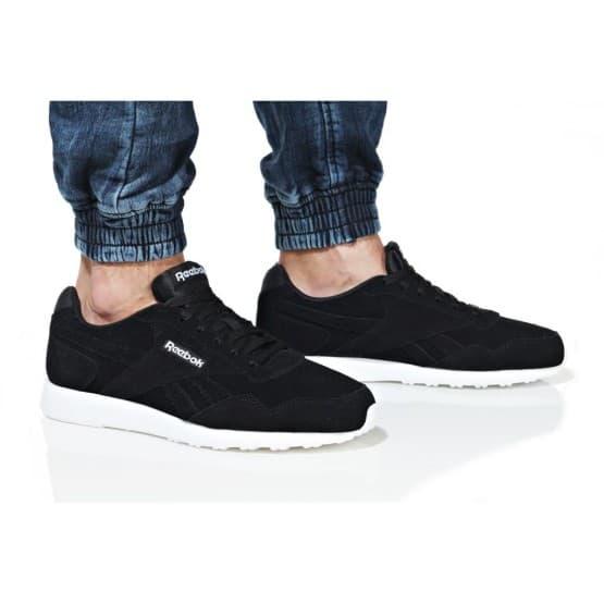 נעליים ריבוק לגברים Reebok ROYAL GLIDE LX - שחור
