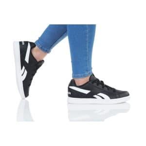 נעלי הליכה ריבוק לנשים Reebok ROYAL PRIME - שחור/לבן
