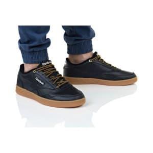נעלי הליכה ריבוק לגברים Reebok ROYAL TECHQUE T LX - שחור/חום