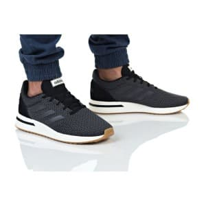 נעלי הליכה אדידס לגברים Adidas RUN70S - שחור