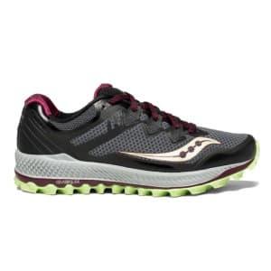 נעליים סאקוני לנשים Saucony PEREGRINE 8 - שחור/סגול